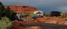 Make  Arches National Park camping reservations online before you arrive www.recreation.gov