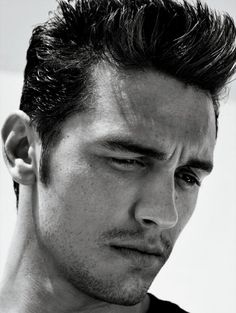 Portrait of James Franco via Interview Magazine. Ever since The Pineapple Express, I've adored him. James Franco, James 3, James Dean, Tom Franco, Actor James, King James, Pretty People, Beautiful People, Sorry Justin