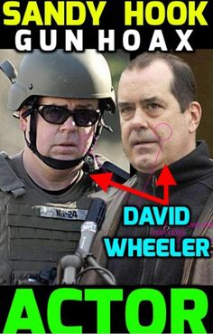 BUSTED? David Wheeler played TWO ROLES in Sandy Hook cover up? - http://gmmuk.com/busted-david-wheeler-played-two-roles-in-sandy-hook-cover-up/
