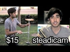 $15 DIY steadicam in 15 minutes! - YouTube