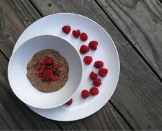 Pomegranate Cacao Chia Pudding Recipe