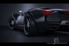 """My concept car the """"BOLID"""""""