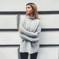 @aninebing Sweater perfection
