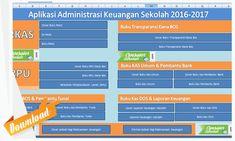 Aplikasi Administrasi Keuangan Sekolah Lengkap 2016-2017