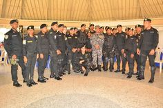 Unidad Táctica Swat de la Policía Nacional celebra su 21 aniversario | NOTICIAS AL TIEMPO