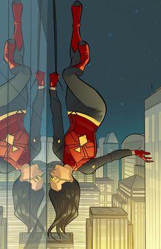 Spider-Woman - Joe Eisma