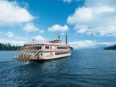 Take a cruise on an old school-style paddlewheel boat around the lake. >> http://www.frontdoor.com/photos/lake-tahoe-hot-spots-and-tourist-attractions?soc=pindhm
