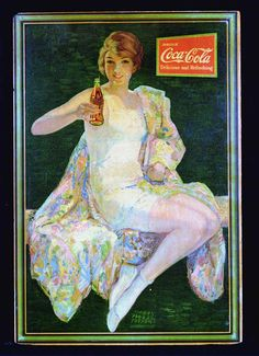 Slideshow: Vintage Coca-Cola Bottle Print Ads