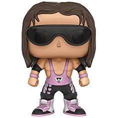 Funko POP WWE: Bret Hart Action Figure