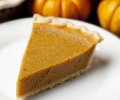 15 Thanksgiving pies: pumpkin pie