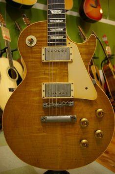 """Gibson Custom Shop les paul 59 REISSUE """"DMC""""mod bare knuckle"""