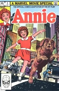 Annie - Marvel Movie Special 1 2 complete set VF ---> shipping is $0.01!!!