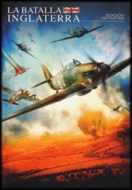 La Batalla de Inglaterra (1969) Reino Unido. Dir.: Guy Hamilton. Bélico. II Guerra Mundial – DVD CINE 1864