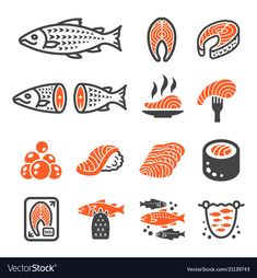 Royalty-Free Vector Images by bspsupanut (over Meat Icon, Icon Design, Logo Design, Restaurant Icon, Waves Icon, Fish Icon, Coffee Icon, Human Icon, Person Icon