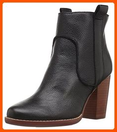 French Connection Women's Avabba Ankle Bootie, Black, 37 EU/7 M US - All about women (*Amazon Partner-Link)