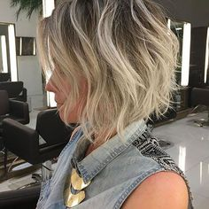 Short Messy Hair