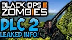 Black Ops 3 ZOMBIES DLC 2 LEAKED INFO! BOSS + KATANA WONDER WEAPON + EASTER EGGS! (COD BO3 DLC 2 Map - YouTube