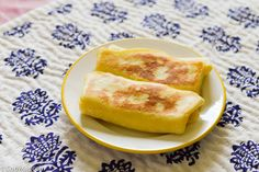 Cheese Blintz are so hard to resist. These crepes are often filled with a delightful sweet cheese filling that everyone will love. Itisn't too hard tomake these from scratch. I promise! If you have never tried blintz, these are a thin pancake that is stuffed, rolled and then lightly fried in either oil are butter. [...]