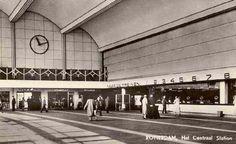 station Rotterdam Centraal stationsgebouw III (1957)