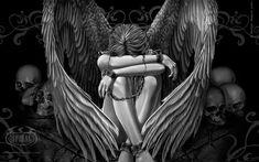 fallen angel art карандашом: 11 тыс изображений найдено в Яндекс.Картинках