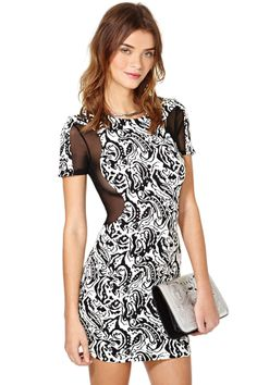 Nasty Gal Controlled Chaos Dress | Shop Sale at #NastyGal