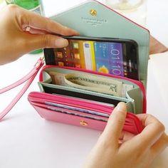 Womens multifunction walletT