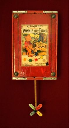 "I want this!!!!      ""Winnie The Pooh""   Art by Wayne Kirkpatrick Nashville, TN"