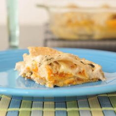 roasted butternut squash lasagna with crispy sage and cashew bechamel sauce