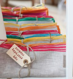 Cloth napkins