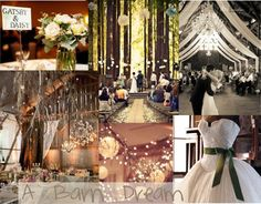 A Barn Dream, created by allyk717 on Polyvore