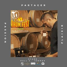 Paris Food & Drink Events: Rhum Fest – Paris 2018