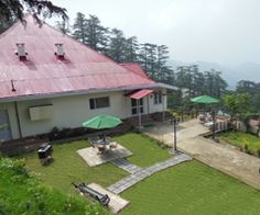 Best Cottage in shimla to add Spice to Your Vacation. Enjoy stunning view of the Tara Devi hill side across the majestic valley. #cottage #accommodation #resort #holiday #hilltop #luxurycottage