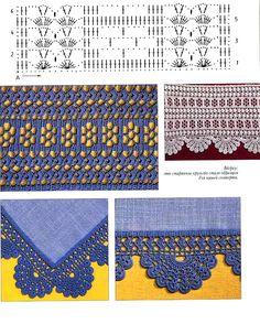 """En gènero una opciòn muy combinable como maravillosa le llaman """"Entre dos"""" tela y tejido con encajes ...."""