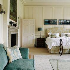 Main Bedroom - Restored Georgian House in Somerset