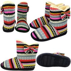 Winter Zigzag Boots If you buy these --There is free food for Shelter Animals