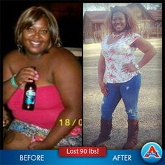 Congrats to Dianna Owens, who's lost 90 pounds on #Atkins - way to go! Anybody meet their goals this week? #LCHF