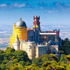 15 крутейших замков, в которых я остался бы жить -