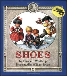 #AngelaPapi#Shoes Elizabeth Winthrop William Joyce