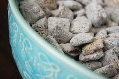 I love puppy chow!!!