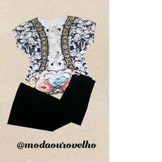 Prints abstratos dão o ar da graça na blusa de fluity❤️#inlove por elas.<br />📱@modaourovelho 🌐www.modaourovelho.com<br /><br />----------------------------------<br />#ourovelho #modaourovelho #lookbook #atacado #varejo #modamineira #mulhermoderna #bemvestida #boutique #modafeminina #inverno2017