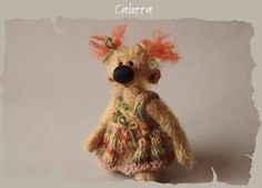 Teddy Bear Calotta