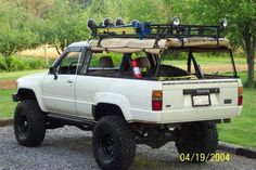 4Runner's are awesome.