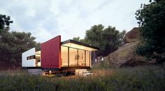 Making of Taliesin Mod.Fab - 3D Architectural Visualization & Rendering Blog
