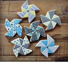 """""""Share day theme, on FB, is wet on wet designs. Come on over! #pinwheels #remindsmeofsummer #shareday"""" Photo taken by @yankeegirlyummiescookies on Instagram, pinned via the InstaPin iOS App! http://www.instapinapp.com (03/11/2015)"""