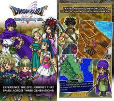 Dragon Quest V poate fi cumparat la REDUCERE din App Store Romania | iDevice.ro