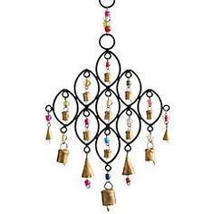 Pier 1 Beads & Bells Wind Chime