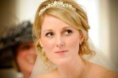 short hair veil wedding styles - Google Search