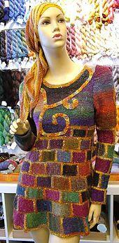 Ravelry: #26 Klimt pattern by Daniela Johannsenova