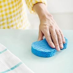 Dish sponges can get dirty quick. Nuke the sponge for 30 seconds or put in your dishwasher cycle to zap germs. | Health.com