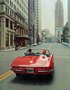1962 Chevrolet Corvette Convertible | Flickr - Photo Sharing!